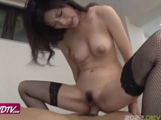 [OURSHDTV][中文字幕]Hot busty researcher Sara gangbang creampied uncensored