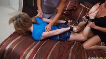 Punished By Mum and My Teacher