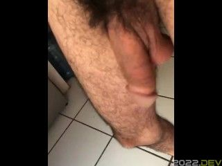 Twink hairy dick chillin