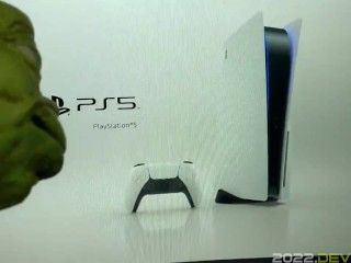 Yoda Reacts To The PS5 System Reveal!