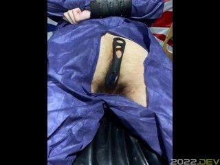 The Cell Inmate 006 – Full Cell session. The Blackpool Playroom, The Cell and The Playroom Gloryhole