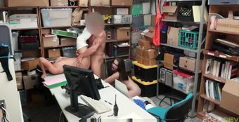 Shoplyfter Mom And Daughter Caught And Fucked For Stealing - more on adultx.club