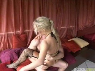 Busty Blonde Math Teacher With Nice Ass Gets Rough Fucked In The School Office