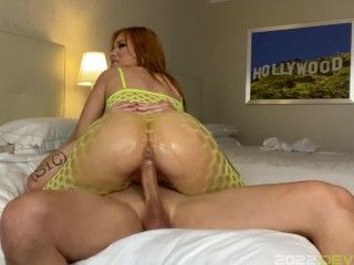 Madison Morgan Gets Fucked Hard in a Hotel by Zac Wild