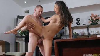 Elegant Teen Gianna Dior gets exploited by her therapist - BABES