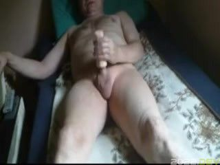 18 min Cocktraining with Silicontoy