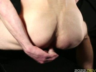 I make myself very quickly after dildo ride
