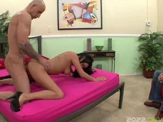 big tit milf fucked in front of hubby