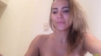 Periscope Girl Gets Naked