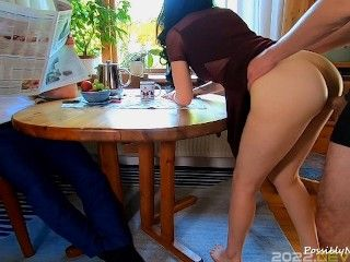 He Ignored His Wife Cheating In Front of Him with His Best Friend
