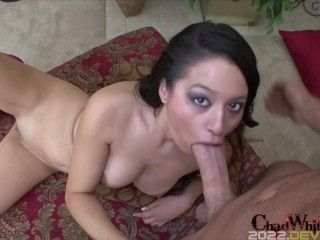 11min Trailer Cute Linda Lay Gets a Monster facial by Chad White's Huge Cock